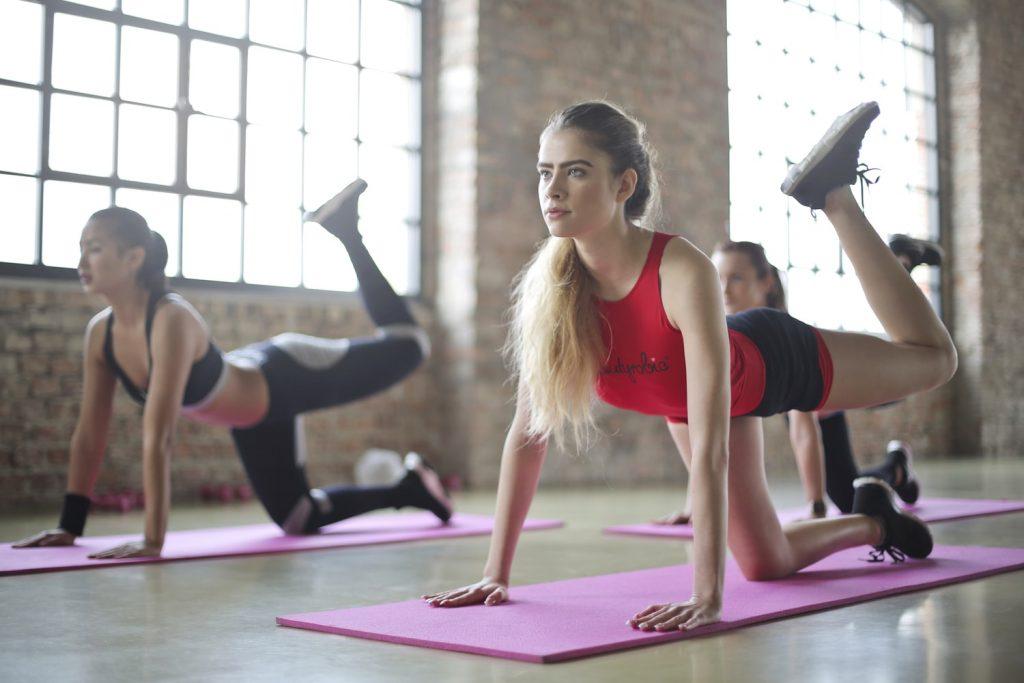 Weegschaal fitness