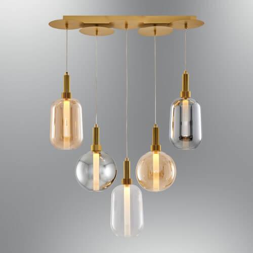 hanglamp bell jar